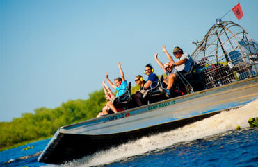 Airboating and other adventures in nature
