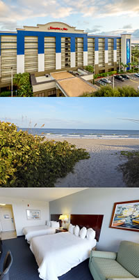 Hampton Inn Cocoa Beach